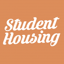 Student Housing Logo - Background