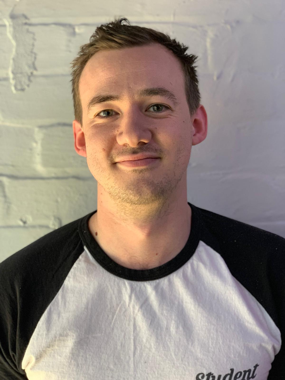 Mathew Hunt - Student Maintenance Coordinator
