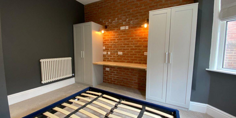 student bedroom accommodation Nottingham