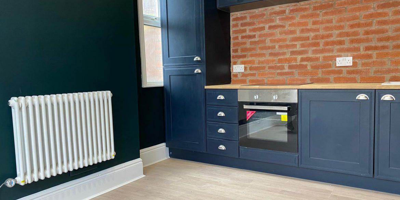 Luxury Student Flat - Lenton, Nottingham - Kitchen