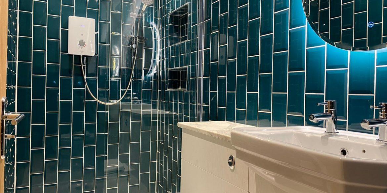 Student Bathroom Lenton Nottingham